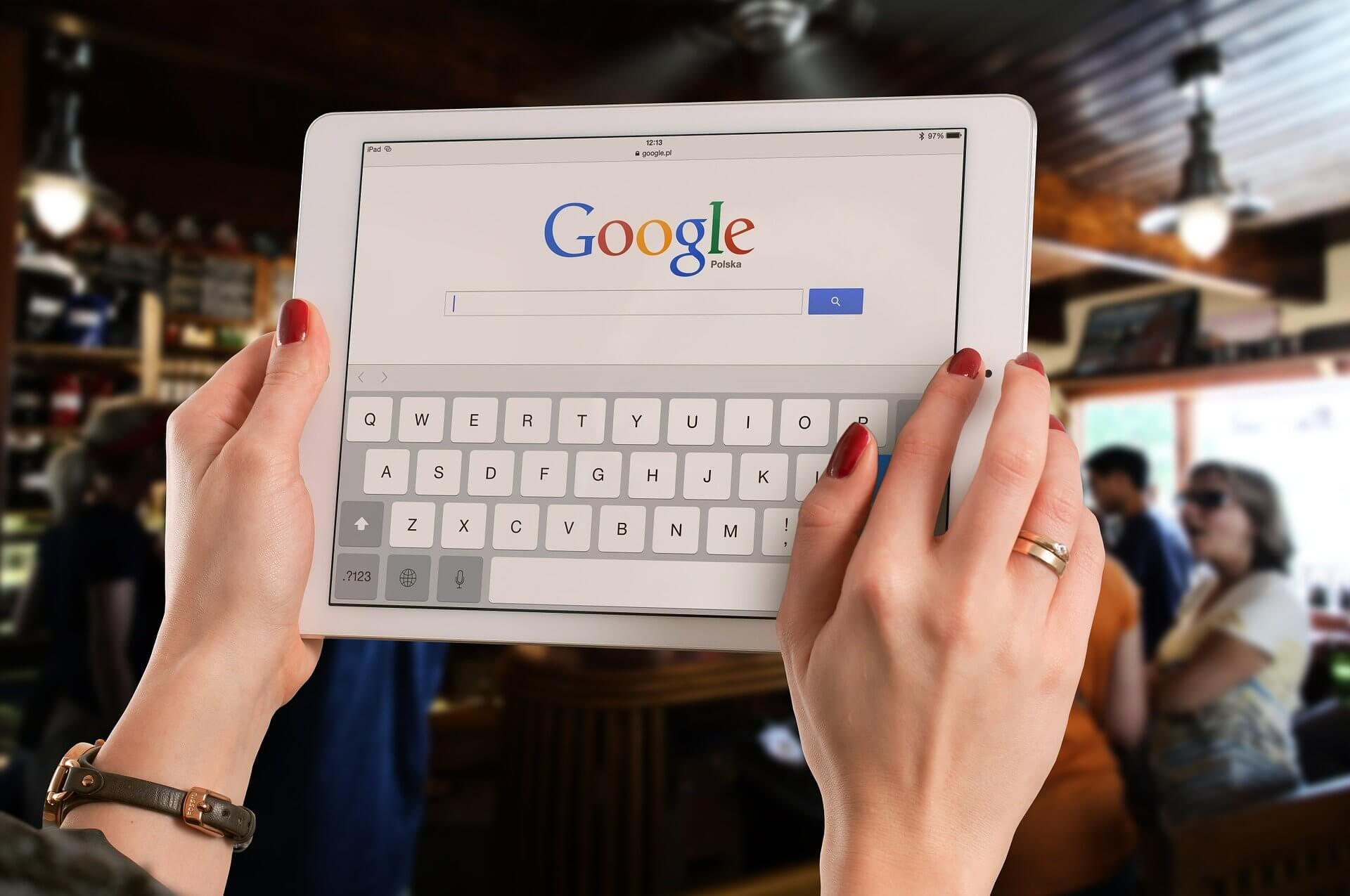 Google - le moteur de recherche le plus utilisé